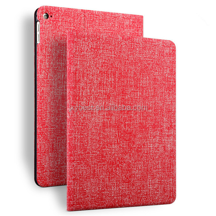 For ipad air case for ipad air new fashion luxury leather flip smart cover case