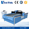 Chinese CNC Plasma Cutting Machine for Aluminum / Metal Plate / Industrial Plasma Machine for stainless steel AKP1325