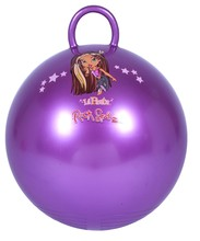 18 Inch Bouncy Ball With Round Handle