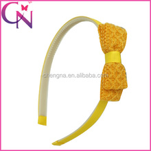 Cheap Wholesale Woolen Baby Hair Bands And Bows CNHB-1505062-1