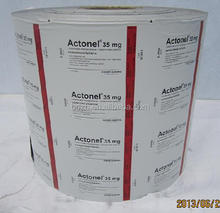 Pharmaceutical Packaging Aluminum Foil Paper in Roll