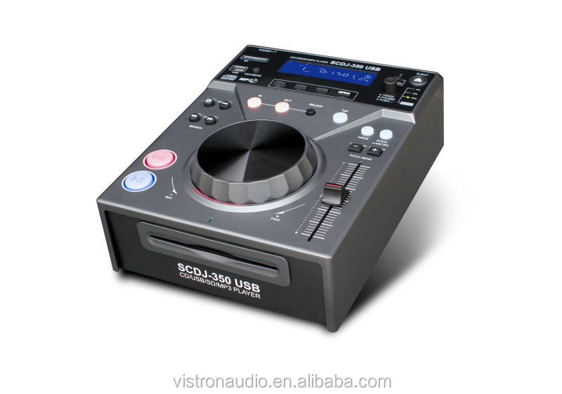 Professional Single Cd Mp3 USB Player for Home / DJ Performance / Club / Bar / Pub / Studio / Stage / Show / Entertainment