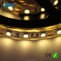 CE ROHS Approved 60LEDs/M IP20 SMD 5050 Warm White Led Strip Light