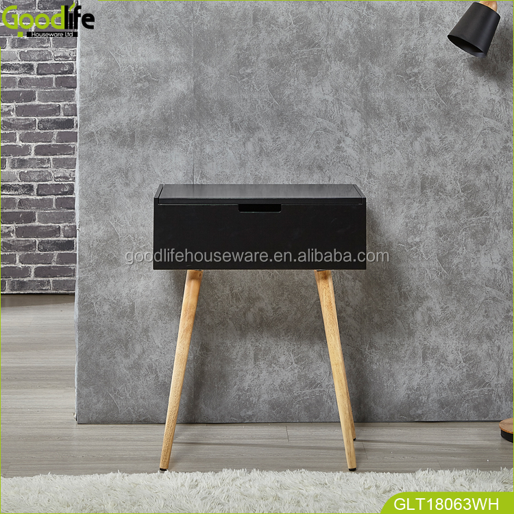 Goodlife new design wooden dressing table designs makeup table for bedroom