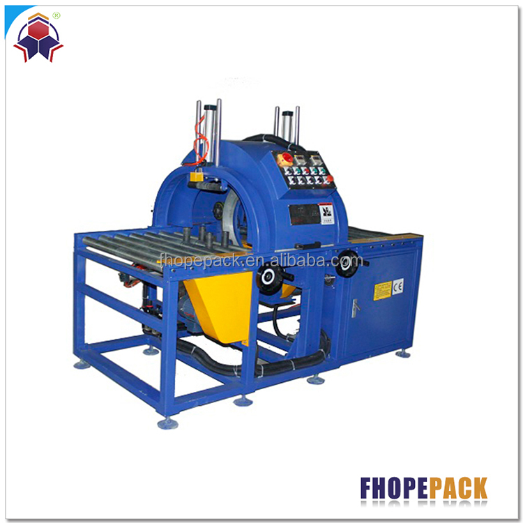 China high strength competitive wooden horizontal wrapping machine