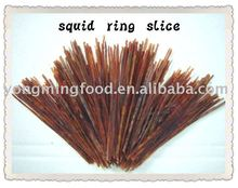 dry squid ring slice