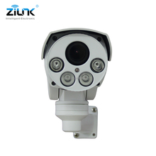 Zilink Bullet PTZ ip camera 5x optical zoom cctv security 1080P HD 2.0megapixels free APP for iOS&android