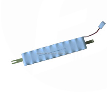 High Temperature Rechargeable Ni-CD Battery Pack 12V 3000mAh