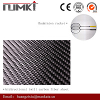 NJMKT Bidirectional Carbon Fiber Sheet