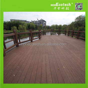 Fire-retardant WPC decking (for outdoor project)