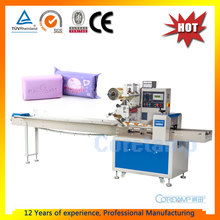 Flow Automatic Wrapping Machine for Manual Soap