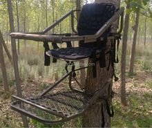 Hang on Tree Stand&with foot rest /One Man Treestand/ Extreme outdoor product