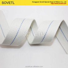 Sovetl factory custom high quality elastic twill band with velcro strap