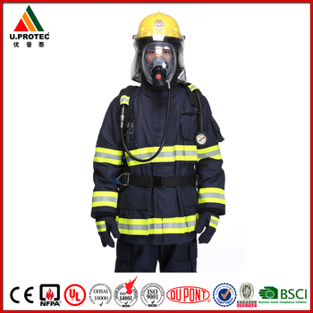 High Performance NFPA1971 Structural Firefighter Suit