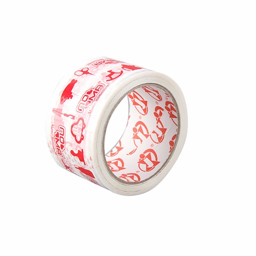 Customized warning Bopp Printed Tape /opp adhesive packing tape