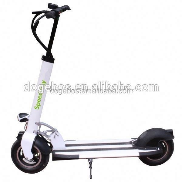 "New product folding self balancing mobility scooter with 10"" tubeless tire"