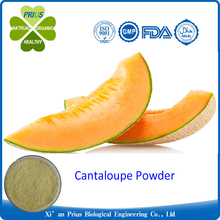 100% pure Natural Fruit Extract Cantaloupe Powder