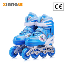 Factory discount promotion light up land electric inline roller skates