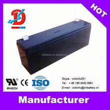 12v battery deep cycle VRLA battery 12v 5.5ah