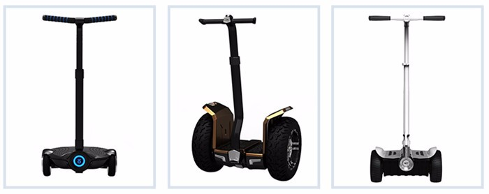 IO CHIC new design factory price cheap 6.5 Inch motorized scooters