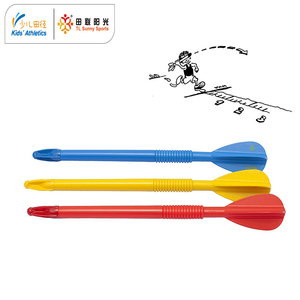 hotsale iaaf turbo plastic javelin for kids athletics