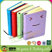 Luxurious Smile Face Cute Cover Writing