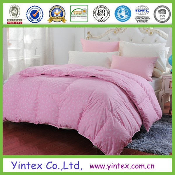 Colorful Synthenic Down Alternative Comforters