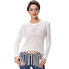 Woman Clothing Apricot Autumn Fashion Sweater