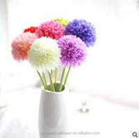 high simulation wholesale fabric artificial hydrangea flower ball
