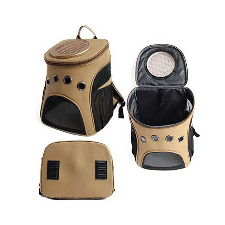 New Creative Pet Travel Bag Dog Carrier for Airplane