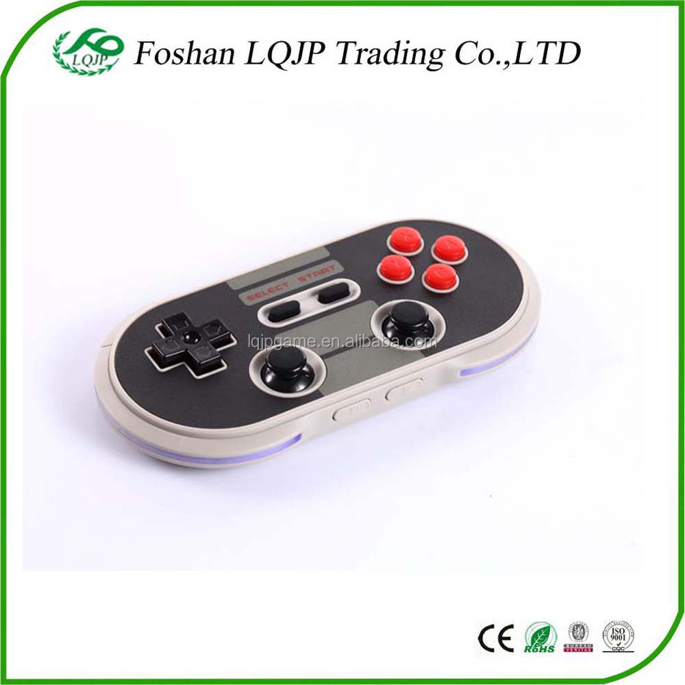 Original For 8Bitdo NES30 Pro Game Controller Dual Classic Joystick Pc for iOS Android Gamepad Game Controller PC Mac