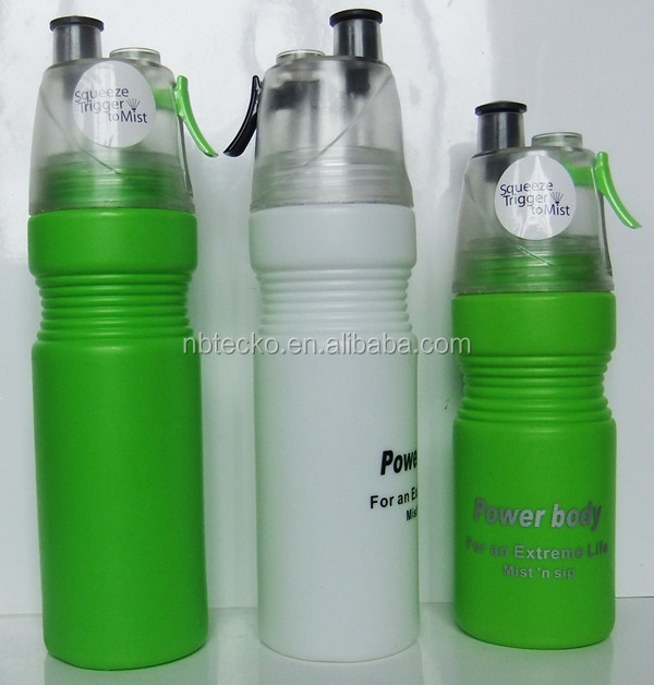 High quality 550ml plastic mist spray bottle