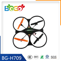 Six Axis Gyroscope Aircraft 4 Channel 2.4 GHz Telecontrol/ Remote Control Flight Vehicle BG-H709