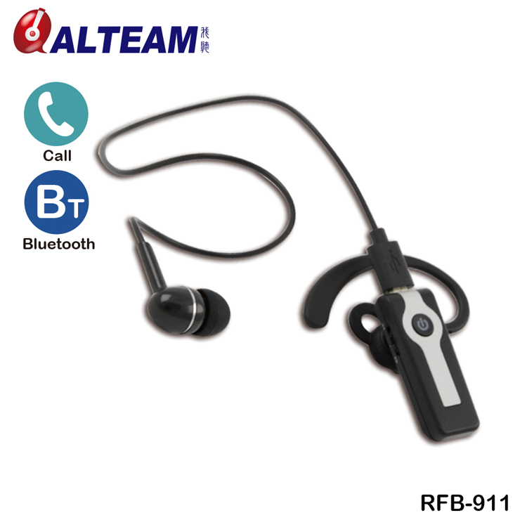 Single sided mobile stereo wireless mini bluetooth in ear earphone