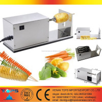electric tornado potato cutter , super quality, henan tops