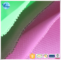 Popular Tent Fabrics Warp Knitted 3D Printing Plain Dyed Mesh Netting Fabric