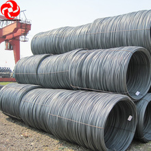 wholesale 5.5mm 6.5mm 8mm 12mm high tensile ms iron rod coil price/ Q195 carbon steel wire rod