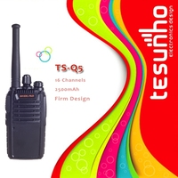 SHOUAO TS-Q5 2500mAh battery with16channels talkie walkie specifications