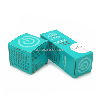 PGBSL0201 colorful paper packaging box