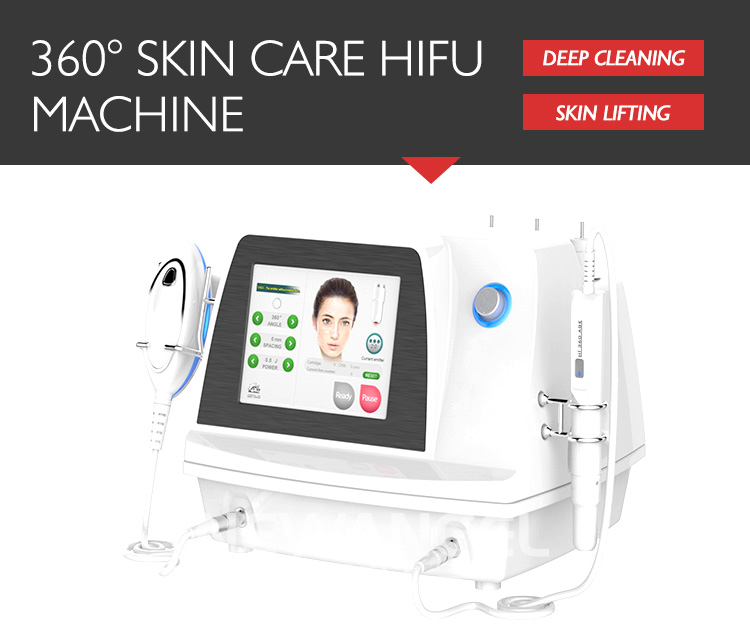 Hot sale Korean hifu machine home use hifu for deep cleaning beauty care