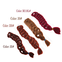 best hair supplier alibaba express hair expression expression braiding hair with drop shipping