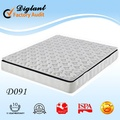 cheap used student dormitory feather mattress (D091)