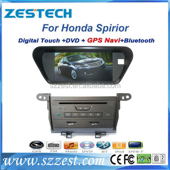 Suitable For The Following Cars: 1.full Download Honda Navigation DVD 4.