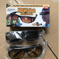 Hd Vision Wrap Arounds Sunglasses Day