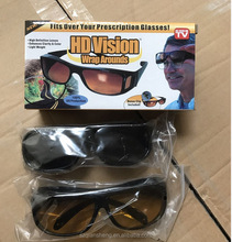 hd vision wrap arounds sunglasses day and night vision glasses as seen on TV