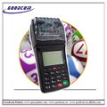 GOODCOM GT6000SW gprs sms wireless portable lottery pos terminal