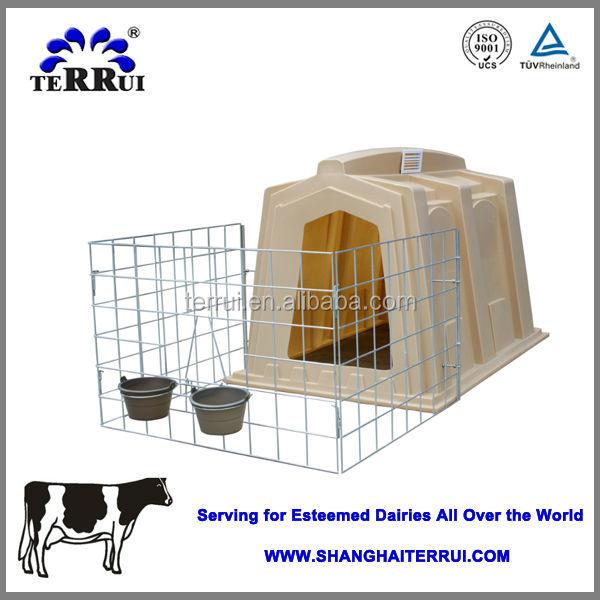 Calf Hutch/cage/house/animal cages