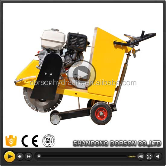 8tips carbide milling cutter asphalt cutter saw machine asphalt robin concrete cutter with price