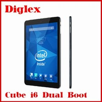 "Original 9.7"" Cube i6 Air 3G Dual Boot Tablet PC Windows8.1 Android 4.4 2GB 32GB Intel Quad Core 2048x1536 GPS OTG Phone Call"