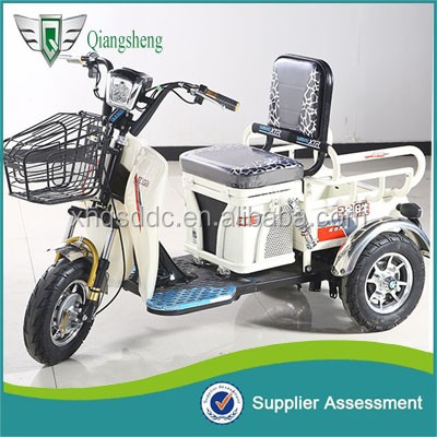 mini cargo battery operated tricycle with good qualityin a low price for sale